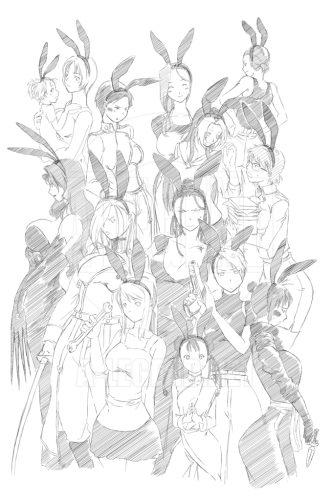 集合(鋼の錬金術師)(2012/03/22)